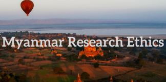 Myanmar Research Ethics Logo